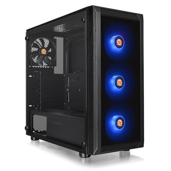 Корпус Thermaltake Versa J23 TG RGB
