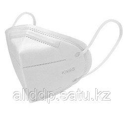 Маска респиратор KN95 PM2.5 с носовым фиксатором