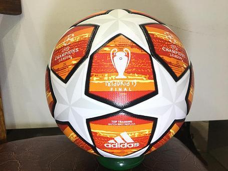 Футбольный мяч Adidas UEFA Champions League Madrid 2019 4, фото 2