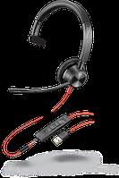 Проводная гарнитура Poly Plantronics Blackwire 3315, BW3315M, Microsoft, USB-A (214014-01)