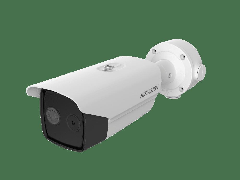 Тепловизионная IP-камера Hikvision DS-2TD2636B-10/P