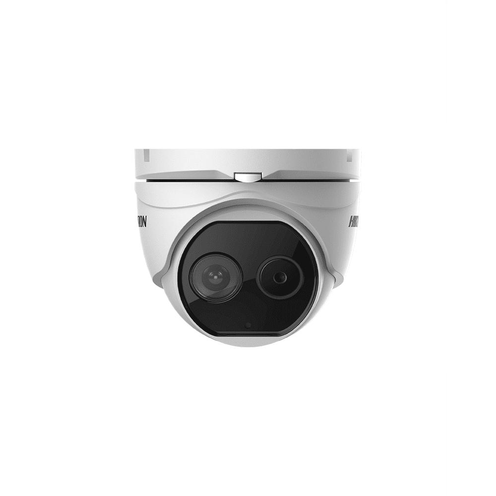 Тепловизионная IP-камера Hikvision DS-2TD1217B-6/PA