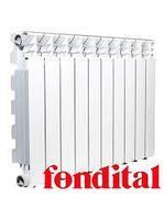 Радиатор алюминиевый  Fondital Solar Super 350
