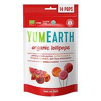 YumEarth Organic Lollipops Органические леденцы на палочке 85 гр