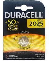 Батарейка Durасеll 2025