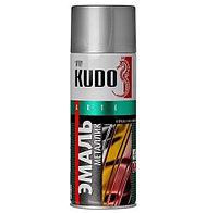 KUDO-1033 Эмаль унив. хром зеркальный 520 мл