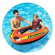 Лодка надувная детская 137х85 см Intex 58354