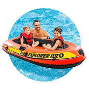 Лодка надувная Intex 58356