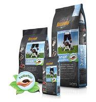 BELCANDO JUNIOR LAMB&RISE, Белькандо Ягненок с Рисом, гипоаллергенный корм для щенков, уп.12,5 кг