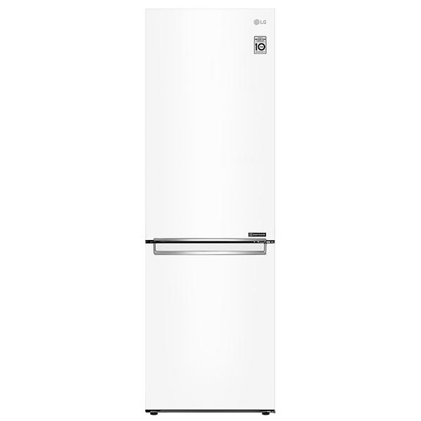 Холодильник LG GA-B 459 SQCL белый
