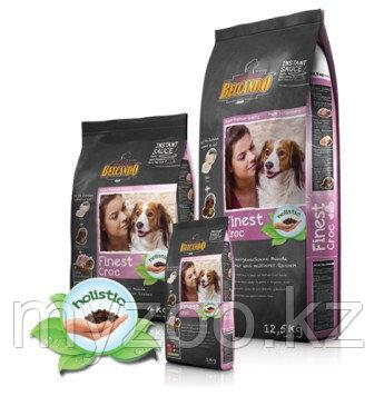 BELCANDO FINEST CROC, Белькандо Файнес Крок, корм для привередливых мелких собак, уп. 4 кг