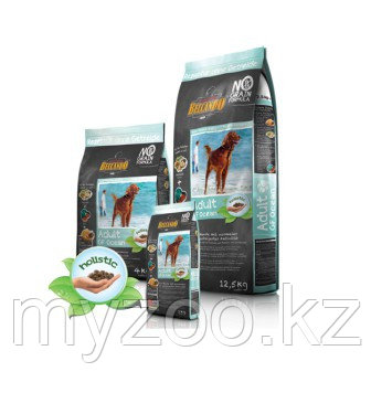 Belcando Adult GF Ocean, Белькандо безглютеновый корм для взрослых собак с морепродуктами, уп.1 кг.