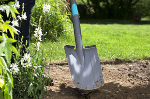 Лопаты совковые