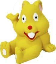 """Игрушка """"Крольченок с пищалкой"""" для собак - 6 см"""