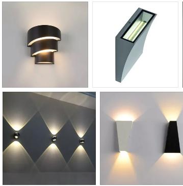 Светильники архитектурные и интерьерные