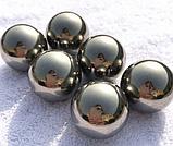 Размольный полированнный шар  диаметром 5 мм, фото 2