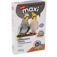Корм Ешка MAXI Основной рацион для средних попугаев - 750 г