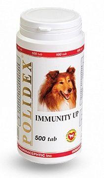 Polidex Immunity Up для поддержания иммунитета собак  - 500 табл.
