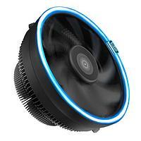 Кулер для процессора Pccooler E126MB цвет подсветки голубой