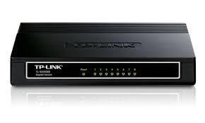 Гигабитный коммутатор TP-Link TL-SG1008D