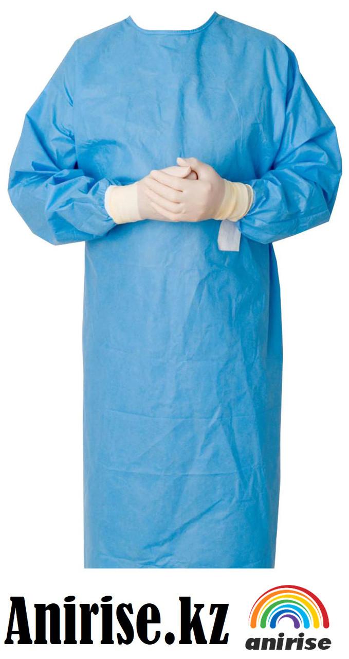 Халат хирургический одноразовый