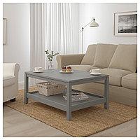 ХАВСТА Журнальный стол, серый, 100x75 см, фото 1
