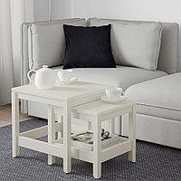 ХАВСТА Комплект столов, 2 шт, белый, фото 1