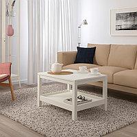 ХАВСТА Журнальный стол, белый, 75x60 см, фото 1