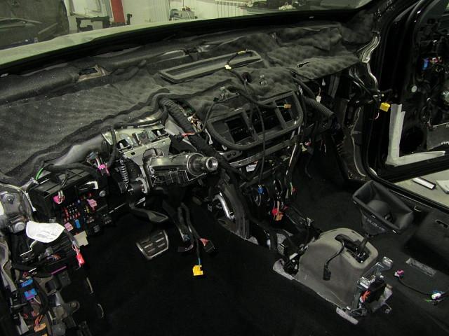 Шумоизоляция панели авто | Шумоизоляция в Алматы