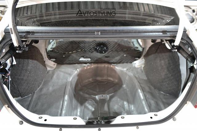 Шумоизоляция багажника | Шумоизоляция авто в Алматы