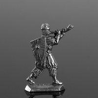 Оловянный солдатик 'Рыцарь-музыкант'