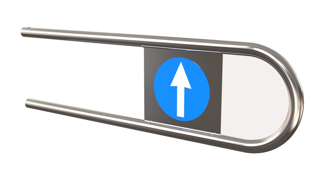 Дуга на калитку Ростов-Дон К11, левая, 900 мм
