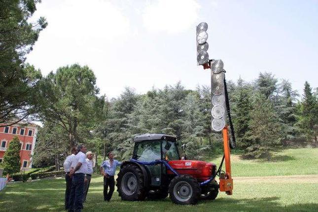 ОБРЕЗЧИК КУСТОВ И ДЕРЕВЬЕВ ORP RINIERI, фото 2