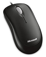Мышь Microsoft Basic Optical Mouse USB Black 4YH-00007 (Black)