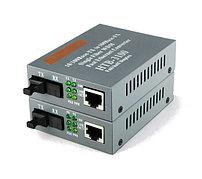 Медиаконвертер Netlink HTB-3100B - 100мбс 1550/1310нм