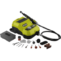Гравер аккумуляторный Ryobi R18RT-0