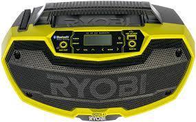 Стерео-радиоприёмник аккумуляторный Ryobi R18RH-0 ONE+