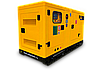Дизельный генератор ADD30 во всепогодном шумозащитном кожухе