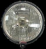 Фара передняя (ближний/дальний свет) ФГ-305М металлический корпус 12V