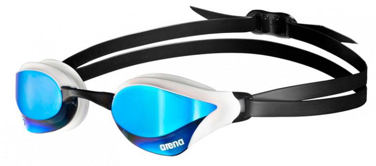 Очки для плавания Arena Cobra Core Mirror SWIPE blue