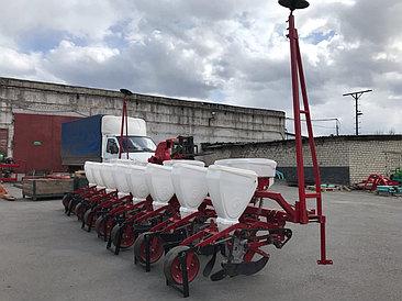 Сеялка пропашная тракторная СУПН 8