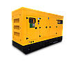 Дизельный генератор ADD275R во всепогодном шумозащитном кожухе
