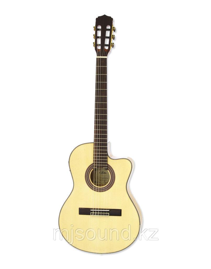 Электроакустическая классическая гитара ARIA A-48CE N