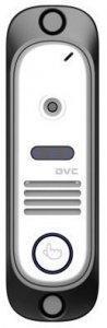Вызывная панель видеодомофона DVC-414C, сереб.