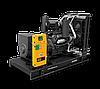 Дизельный генератор ADD700 в открытом исполнении