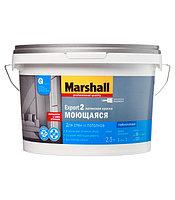 Краска Marshall EXPORT-2 глубокоматовая латексная BW 2.5, BW