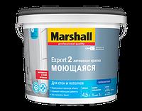 Краска Marshall EXPORT-2 глубокоматовая латексная BW 4.5, BW