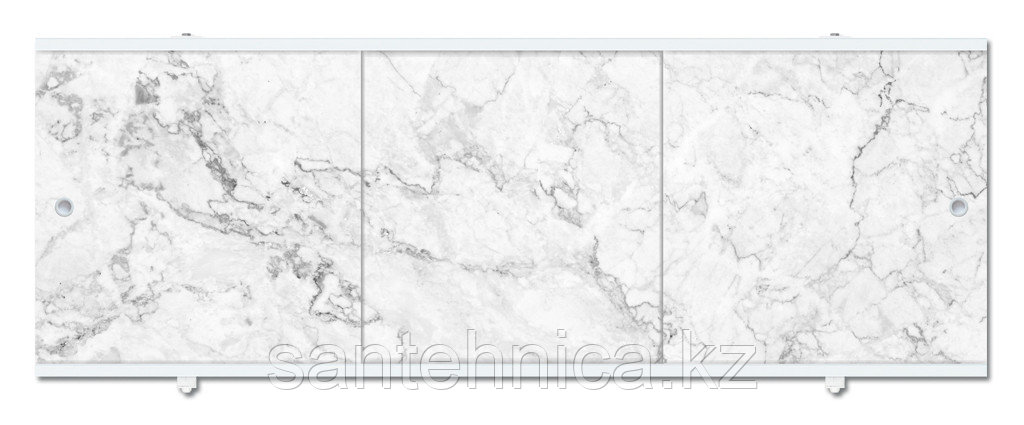 Экран для ванны Премиум А 1680х560х34 мм серый