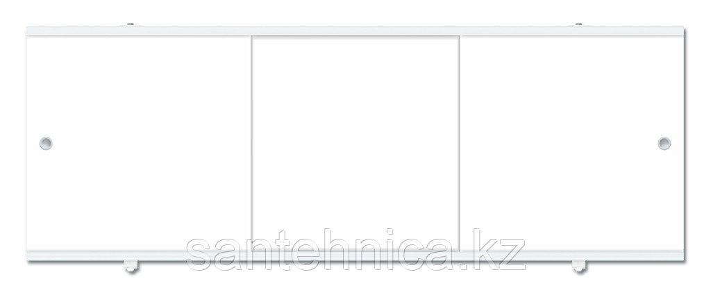 Экран для ванны Премиум А 1680х560х34 мм белый