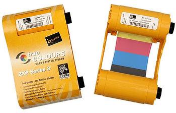 Красящая лента YMCKO для ZXP3, 800033-840